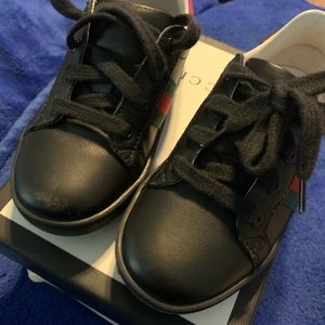 Toddler Gucci Sneakers